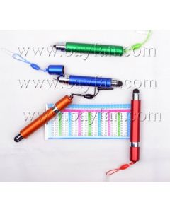Custom Touch Screen Mini Stylus Banner Pens/Flag Pens/Scroll Pens, HSSTYLUSFLAG-1,Free Shipping to Africa,South America,East Euro, Mid East and other areas.