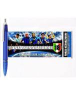 Banner Pen,Custom Scroll Pens/Flag Pens,Sport Schedule Banner Pen,Policitcal Campaign Banner Pens,Metal Clip, Frosted Barrel,HSBANNER-2FR,Free Shipping.No setup charges.