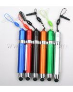 Promotional Capacitive Touch Screen Mini Stylus Scroll Pens/Banner Pens/Flag Pens, HSSTYLUSFLAG-1, 100-500pcs order, Free Shipping To USA, West Euro, Australia.